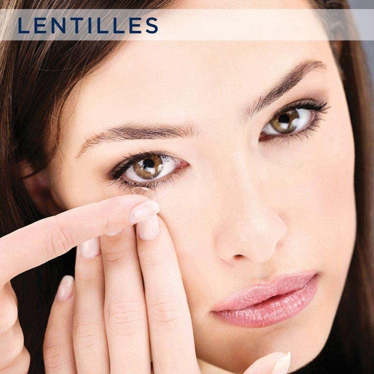 lentilles optica muralla