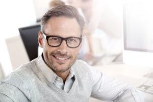 monturas de gafas ejecutivo