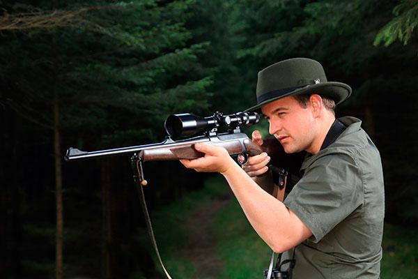 tapones para cazadores