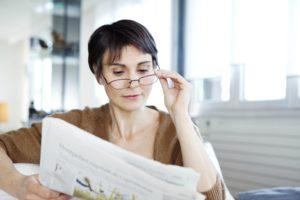 Consells per tractar la presbícia o vista cansada