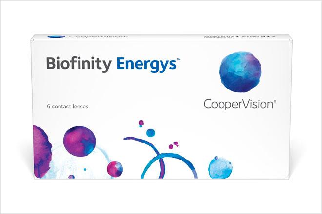 Lentillas Biofinity Energys