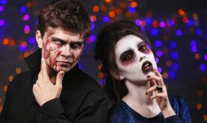 Aconsegueix la mirada més esgarrifosa amb les lents de contacte per Halloween